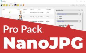 NanoJPG Pro Pack