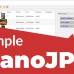 NanoJPG compression photo simple